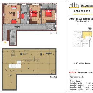duplex Mihai Bravu Residence 8