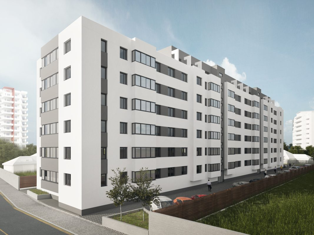 Decebal Residential Apartments