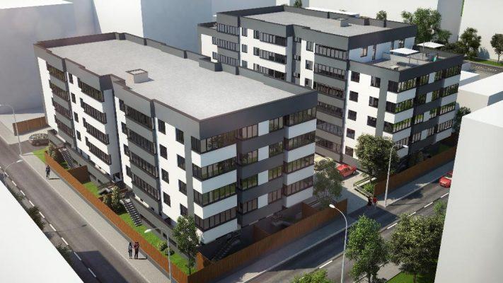Apartamente de vanzare Dristor Residential 4